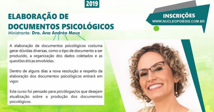 Elaboração de documentos psicológicos