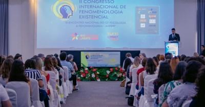 Confira aqui as fotos do II Congresso Internacional de Fenomenologia Existencial