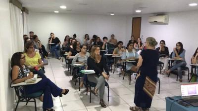 Aula da professora dra. Henriette Morato
